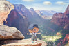 Angel's Landing (55randomclicks) Tags: zion utah muichan