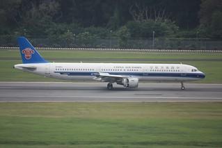 A321  B-6683