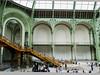 Arches, balconies, and wonderful staircase - Grand Palais, Paris (Monceau) Tags: grandpalais paris interior space immense
