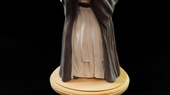 Polydata Obi Wan Kenobi model (ModelsbyChris) Tags: starwars model build screamin kaiyodo empire hansolo stormtrooper leia obiwankenobi darthvader originaltrilogy