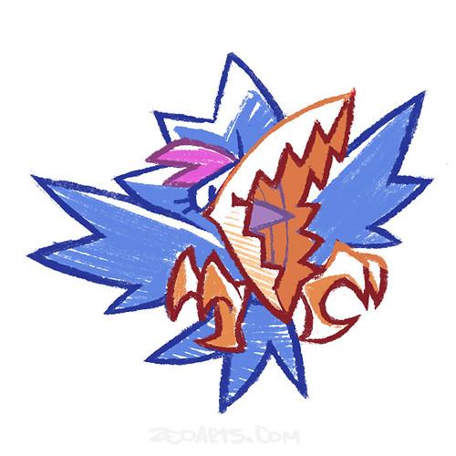 Character Design - illustration - Crayon_RPG_6