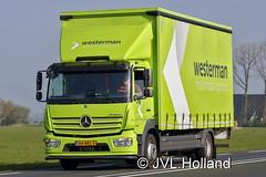 Mercedes Atego  NL  WESTERMAN 180420-023-C6 ©JVL.Holland (JVL.Holland John & Vera) Tags: mercedesatego nl westerman friesland transport truck lkw lorry vrachtwagen vervoer netherlands nederland holland europe canon jvlholland