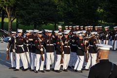 Marine Corps Sunset Parade 12 June 2018  (387) (smata2) Tags: washingtondc dc nationscapital marines marinesunsetparade usmc military