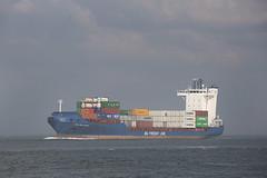 BG IRELAND (angelo vlassenrood) Tags: ship vessel nederland netherlands photo shoot shot photoshot picture westerschelde boot schip canon angelo walsoorden cargo container bgireland