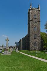 St Michael & All Angels, Princetown  K3_12860.jpg (screwdriver222) Tags: devon dartmoor princetown pentax k3 tower cross churchyard graveyard headstones stmichaelandallangels steeple church sigma1020mmf456exdc