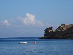 (Joan Pau Inarejos) Tags: grecia garmor despedida miconos mykonos junio vacaciones viaje costa solitaria