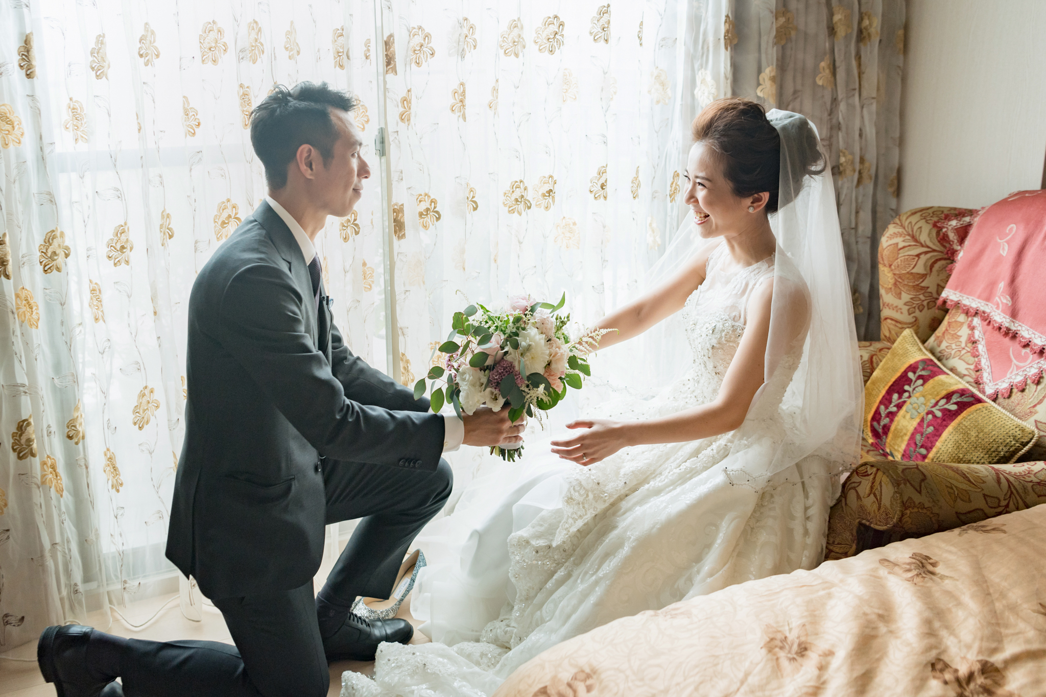 東法, 婚禮紀錄, 雙攝影師, 藝術婚禮, Donfer, Donfer Photography, EASTERN WEDDING, Wedding Day