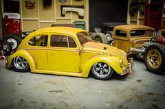 Tamiya M06 Volkswagen Beetle Patina-3 (Strangely Different) Tags: rceveryday rcengineering scaler scalerc hobby tinytrucks tamiya rc4wd axial m06 mini vw volksrod volkswagenbeetle patina lexan