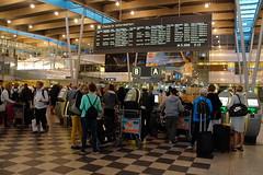 Check-In (Steenjep) Tags: cypern cyprus zypern ferie holiday rejse travel billund lufthavn airport fly plane