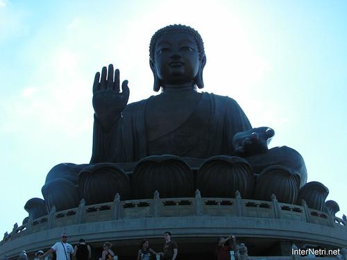 Великий Будда Гонконг Hongkong InterNetri 0270