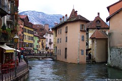 Old city of Annecy, France (_Marcel_) Tags: annecy france frankreich savoie city stadt huser houses fluss river altstadt top20fav