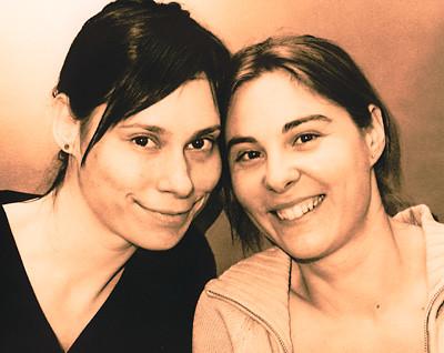 Karina & Nicole