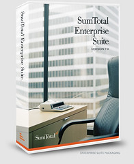 Packaging: SumTotal Enterprise Suite (Weave) Tags: ericweaver sumtotal packaging marketing
