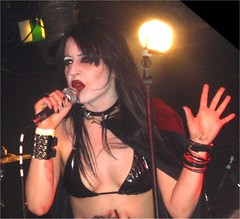 Vamps 04 (/Sizemore/) Tags: london gigs theatresdesvampires vampires vampire metal goth breasts