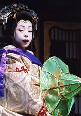 Kabuki actor 11 (転倒虫) Tags: boy people japan kabuki actor nagahama 静御前 festival