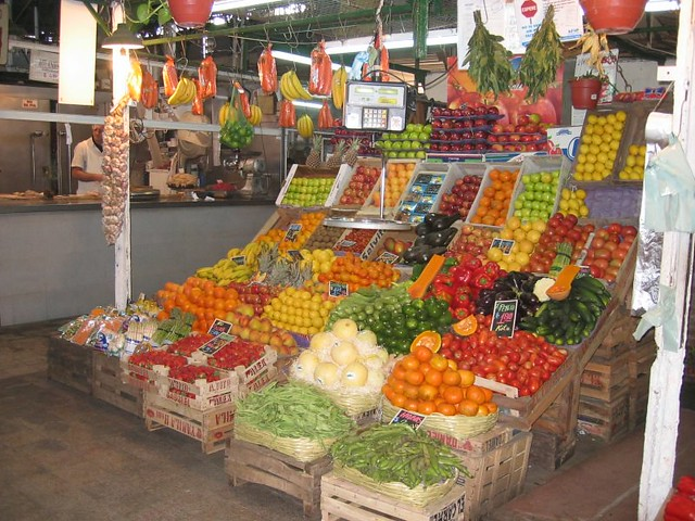 F for Fresh Fruit