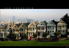 Victorian Buildings, San Francisco (olvwu | ) Tags: sf sanfrancisco california ca victorian jungpangwu oliverwu oliverjpwu olvwu jungpang