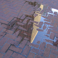 grids (fotogail) Tags: show sanfrancisco urban reflection brick square grid pavement bricks o2 fv5 diagonal sidewalk puc grids foto2 fotogail wetpavement mc01 portaltothesky o2maybe o2yes 02yes oh2yes o2yestoo utatafeature sfchronicle96hours your300pre2006favesthanks cafeshown printforpucshow artonthewallsatthecaliforniapuc ilobsterit