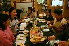 IMG_3532 (UM visit) Tags: yotsuba dinner may2