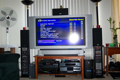 PVS 3.4 HDTV HTPC System