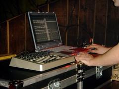 Deadbeat Live (cameron) Tags: techno live nyc ableton geolat40718880 geolon73987309 geotagged