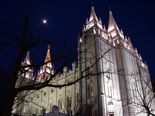 Templo de la Iglesia de Jesucristo de los Santos de los ÃÆââââ