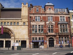 Picture of Aldgate East Station