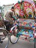 bumper to bumper (brought to you by the letter j) Tags: rickshaw rickshawart