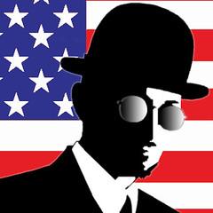 sunglasses cg flickr flag tie icon striatic bowlerhat bowler starsandstripes striaticdoesamerica mygoodimages flickr:user=striatic