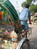 (brought to you by the letter j) Tags: rickshawart rickshaws