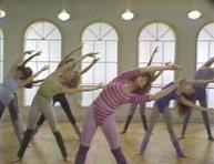 Jane Fonda Stretch