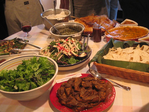 Slow Food Vancouver Potluck May 10, 2005 - 16