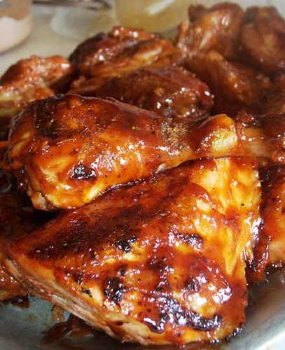 تعلمي فنون طبخ الدجاج ... مئة وصفة ووصفة ... روعـــــــــــــة