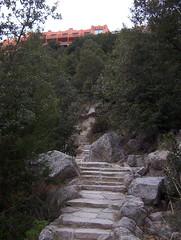 "The ""Trail"" to the Tarahumara Village (lancefisher) Tags: mexico hotel takenbylance cuauhtemoc"