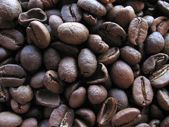 Coffeebeans (joyrex) Tags: brown texture coffee topv111 1025fav pattern structure explore top20macro coffeebeans