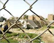 Refugee camp - 60 years of israeli occupation