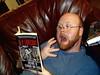 Skeered (Tie Dye Jedi) Tags: funnyface topv111 wow book michael photo topv333 humor lovecraft horror terror mostinteresting mostfavorited scared topv100 topv200 gasp topv600 topv300 topv250 topv400 interestingness189 i500 scorpiohorrorfan