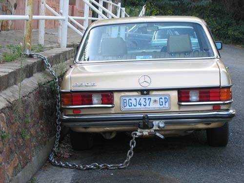 Hooniverse Asks- Have You Ever Had a Car Stolen?