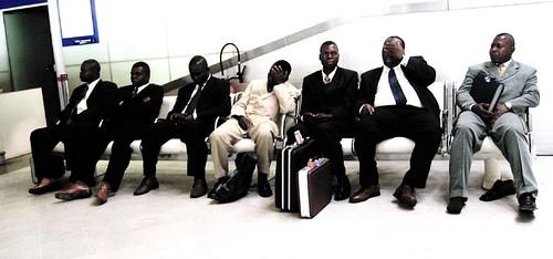 Airport Fatigue