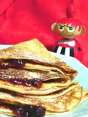 icelandic pancakes - by chotda