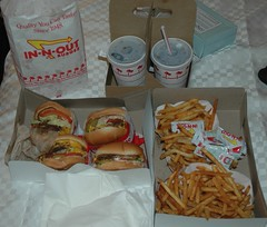 In-N-Out (Chris Matta) Tags: e3 innout burgers fries fastfood fast food