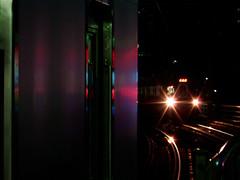 DSCF0558 (ishiguro) Tags: gotanda night train railways tokyu
