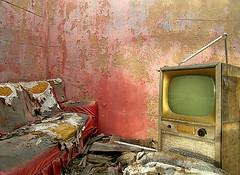 TV room (Mary Hockenbery (reddirtrose)) Tags: pink abandoned topf25 television topv2222 vintage tv topv555 topv333 topf75 decay topv1111 topc50 topv999 roadtrip topf300 couch topv5555 500v50f damage topv777 reddirtrose 1000v100f topf125 topf150 topv3333 topv4444 topf100 topf250 topf200 gettyimages patina trashed topv6666 topv7777 photodomino64 verycool passionatelypinkforthecure pinkforthecure