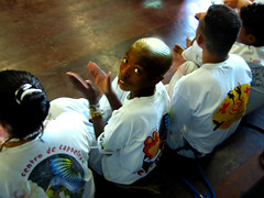 8th. Batizado of Beija-Flor - IV (carf) Tags: girls brazil art boys sport brasil kids children hope dance kid community capoeira child hummingbird traditions esperana social skills folklore philosophy martialarts batizado capoeirabeijaflor beijaflor ecbf