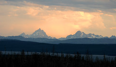 Teton Sunset (gainesp2003) Tags: sunset landscape grandtetons