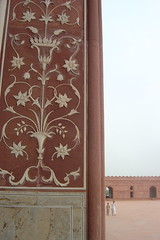 Bhad Shahi Mosque Patterns