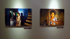 IMG_8031 - Steeve McCurry alla Galleria di Arte Moderna di Palermo (molovate) Tags: gam palermo tafme canon powershot sx40 hs museo arte fotografia volate fotografo reporter molovate galleriadartemoderna