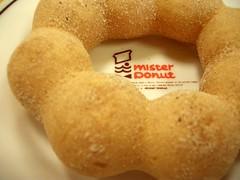 doughnut / ポンデリング黒糖