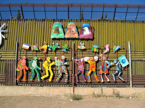 Nogales Border Wall - 7