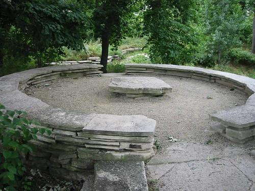 Sitting Circle